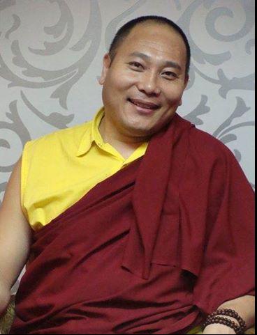Adzom Rinpoche