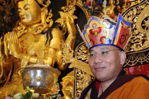 Adzom Jurmey Jamtso Rinpoche Tibetischer Meditationsmeister
