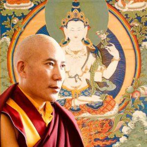 Chamtrul Rinpoche Lobsang Gyatso